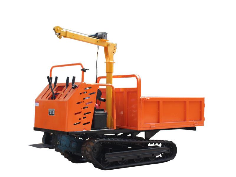 750 kg crawler truck