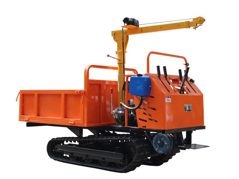 1.2 ton crawler truck