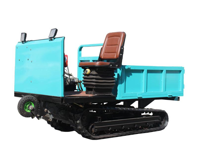 2 ton crawler truck