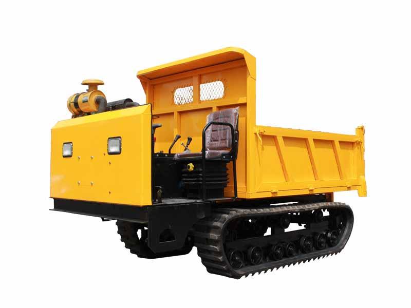 4 ton crawler truck