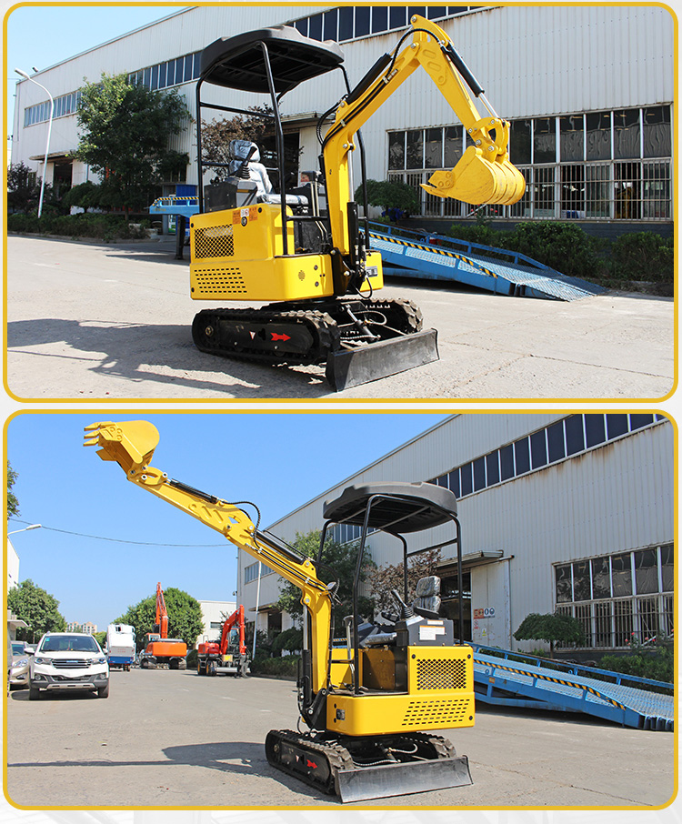 Small Excavator – R327-Rippa China
