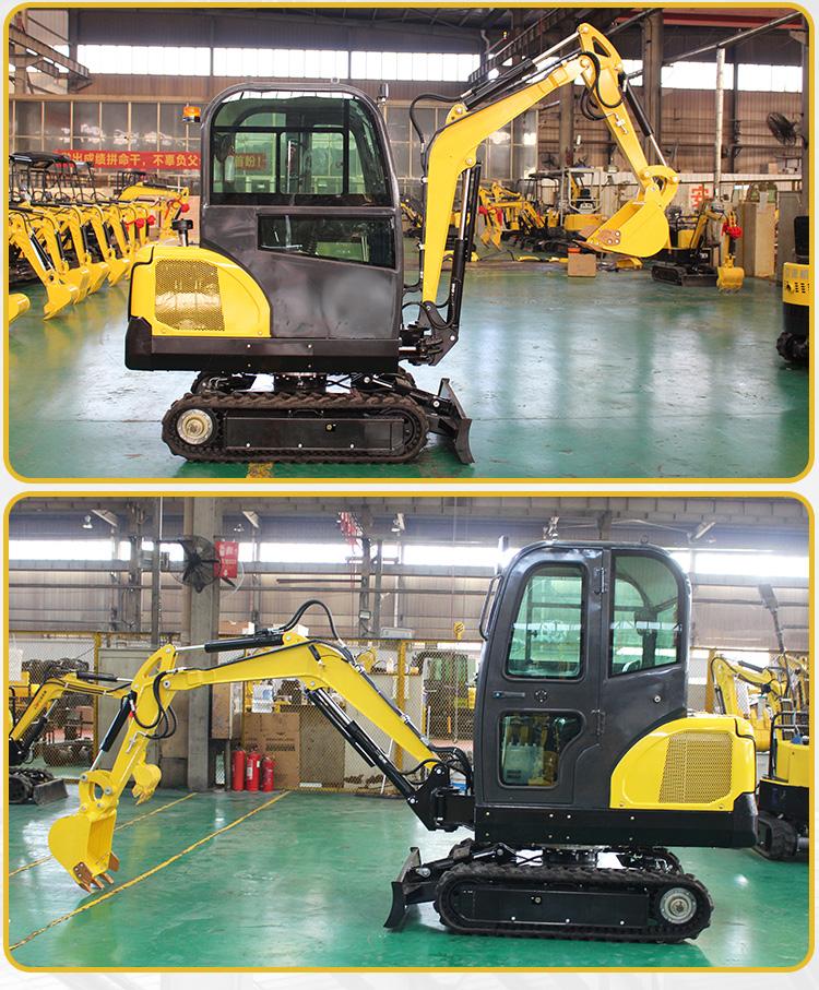 Small Excavator – R330-Rippa China