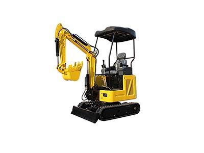Small Excavator – R325 Side swing
