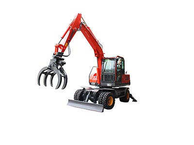 Small Excavator – R385L